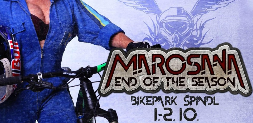 Marosana end of the season vol. 18